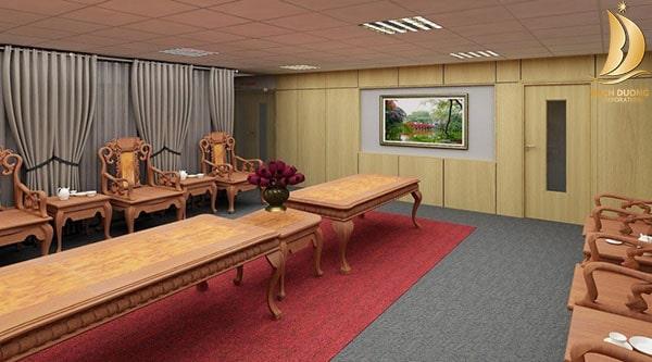 Rèm hội trường cho phòng họp
