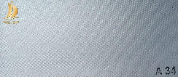 Rèm Lá Dọc Kẻ Xéo A34 - rèm Bạch Dương