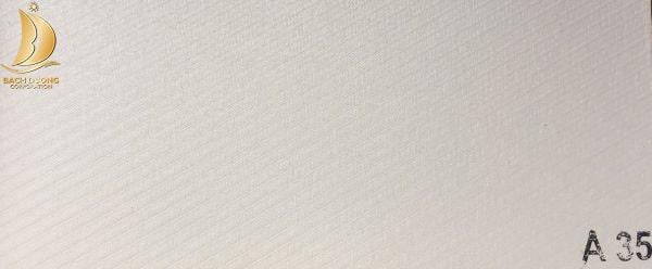 Rèm Lá Dọc Kẻ Xéo A35 - rèm Bạch Dương
