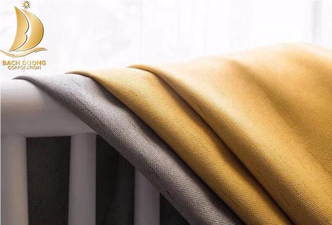 Tổng hợp các loại vải may rèm cửa đẹp được sử dụng phổ biến