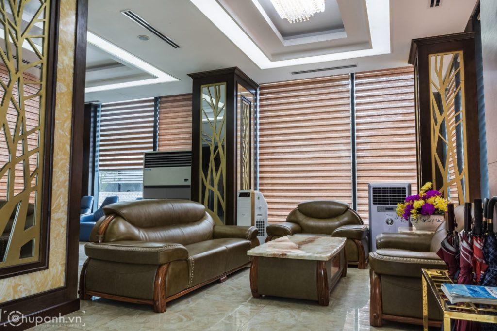 Lắp đặt công trình khách sạn Summer Cửa Lò- đẳng cấp 4 sao