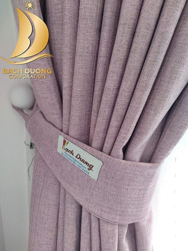 Rèm vải đẹp tại Bạch Dương