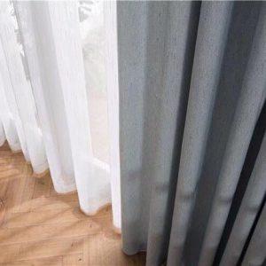 Rèm vải hai lớp đẹp tại Bạch Dương