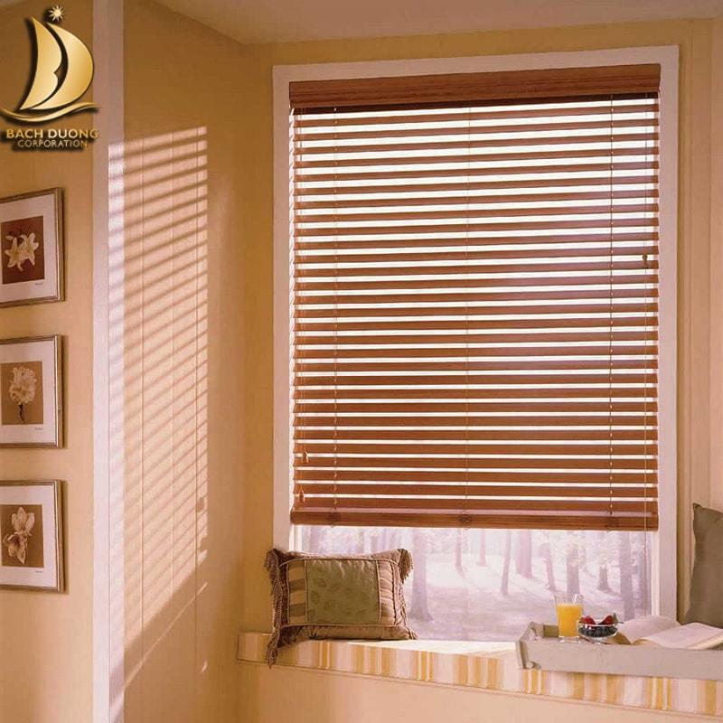 Chọn rèm gỗ hay rèm vải phù hợp các ngôi nhà hiện đại